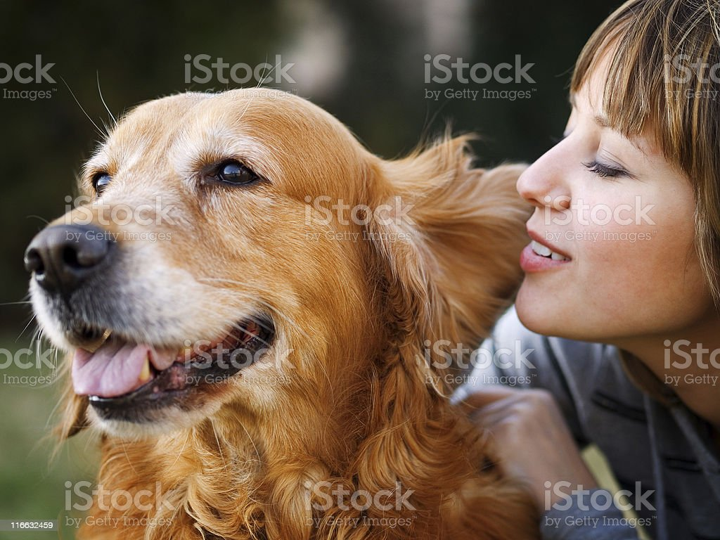Best Listeners Don't Talk! royalty-free stock photo