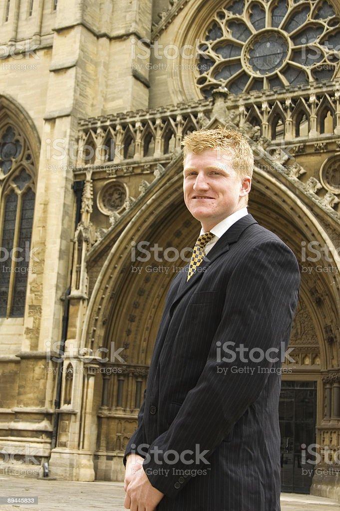 Best man royalty-free stock photo
