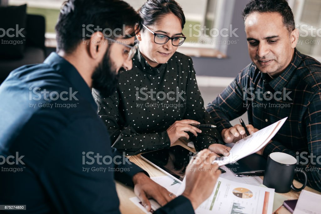 Best mortgage rates stock photo