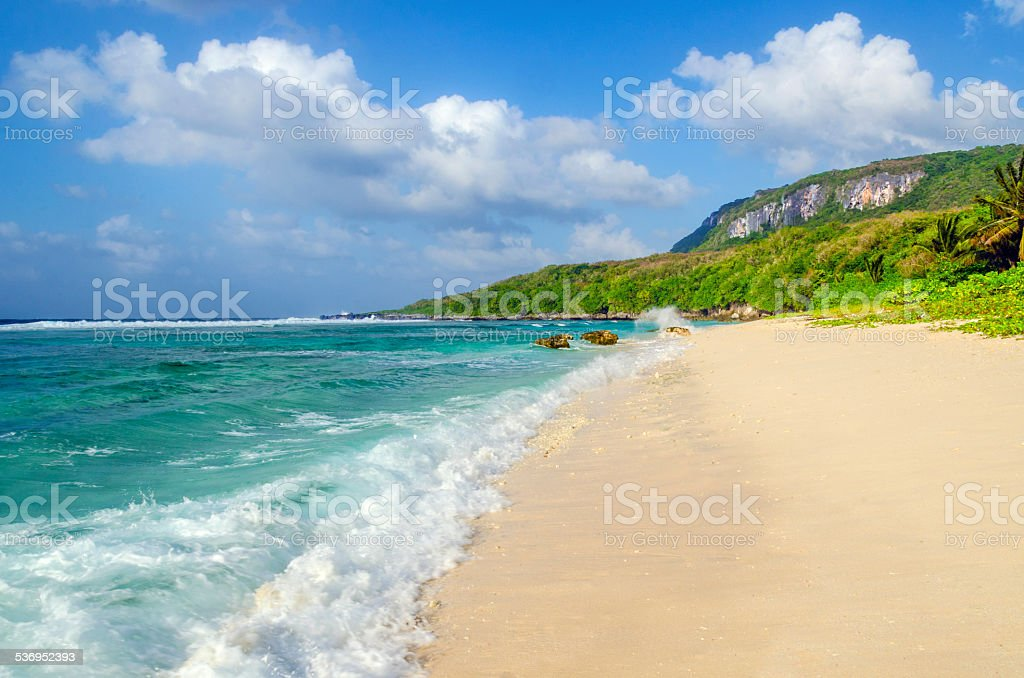 Best of Saipan stock photo