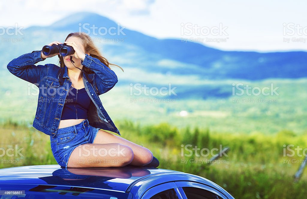 Best point of view stock photo