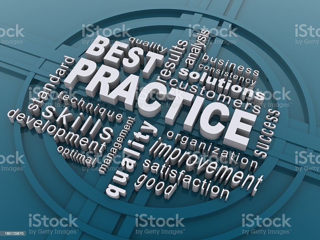 best practice stock photo