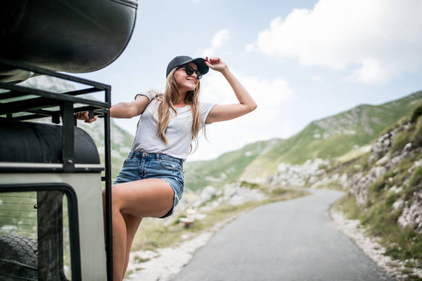 Best road trip ever stock photo