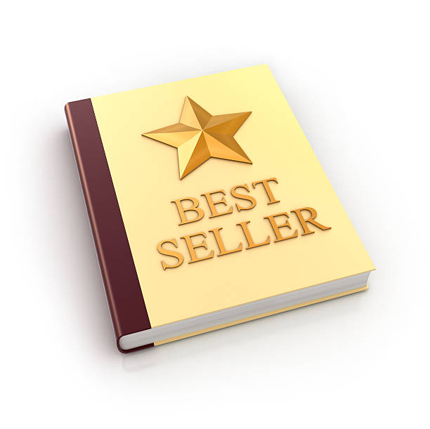 Icona eBook bestseller - foto stock