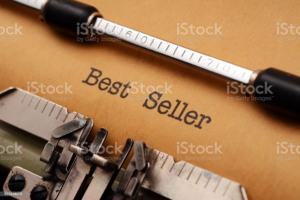 Best seller stock photo