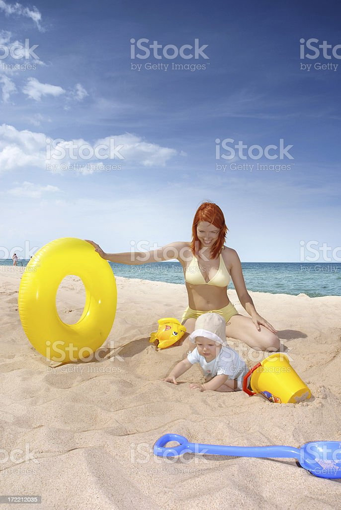 Best summer ever royalty-free stock photo