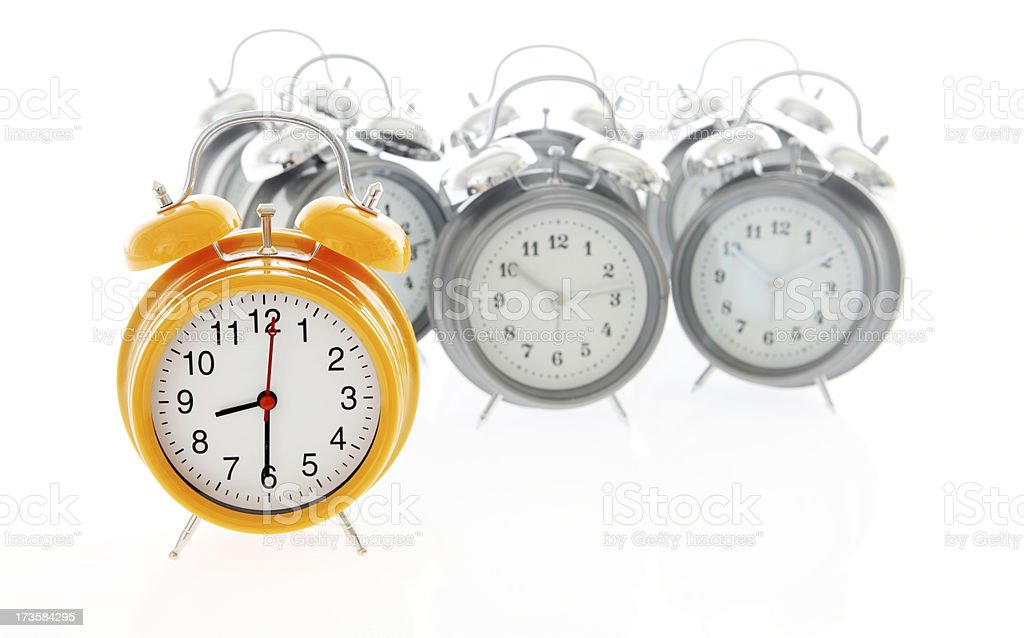 Best Time royalty-free stock photo