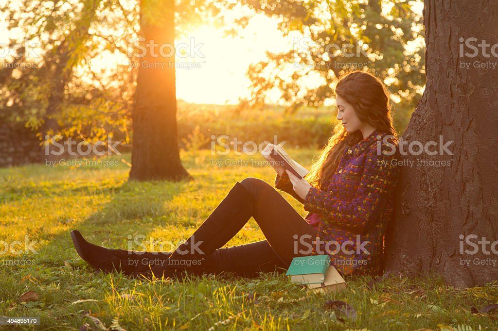 Best Way To Spend The Day stock photo