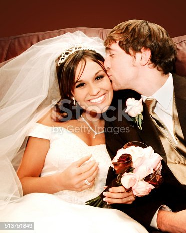 istock Best Wedding Portraits 513751849