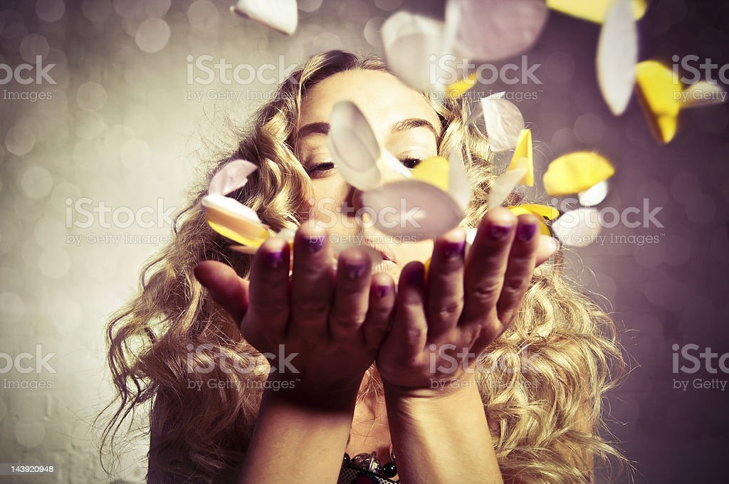 Best Wishes stock photo