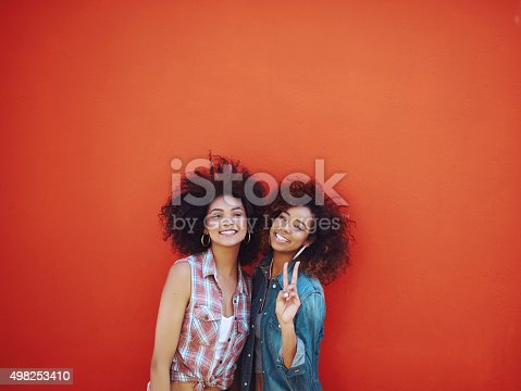 istock Besties…we're like two of a kind 498253410