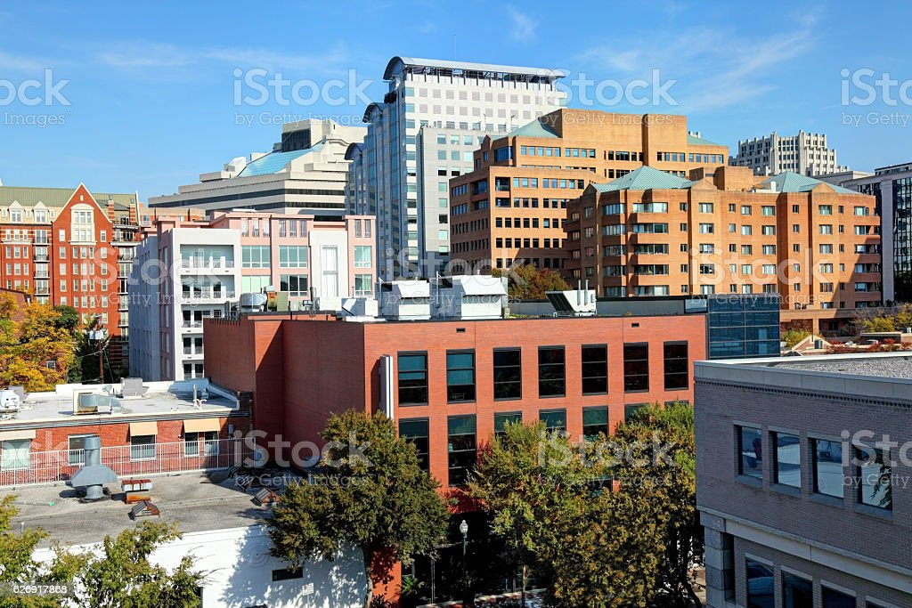 Bethesda, Maryland stock photo