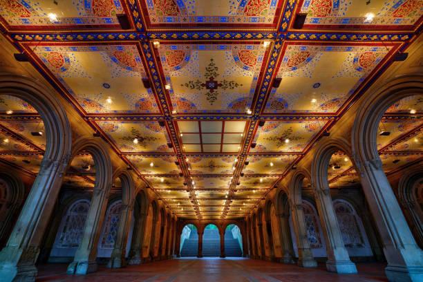 Bethesda Terrasse Arcade – Foto
