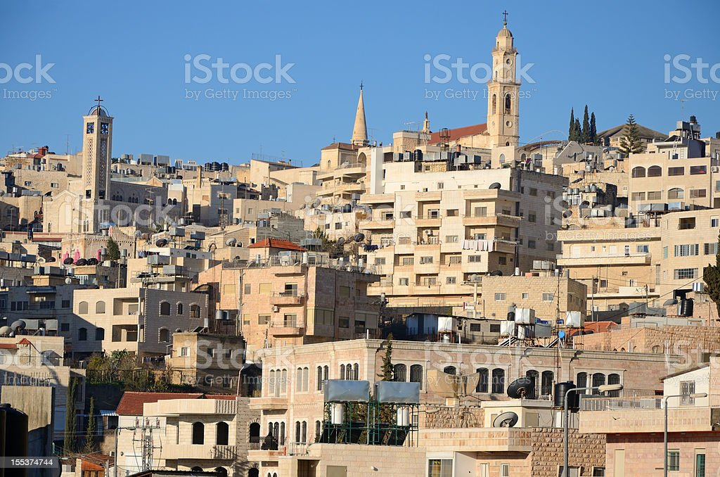 Bethlehem stock photo