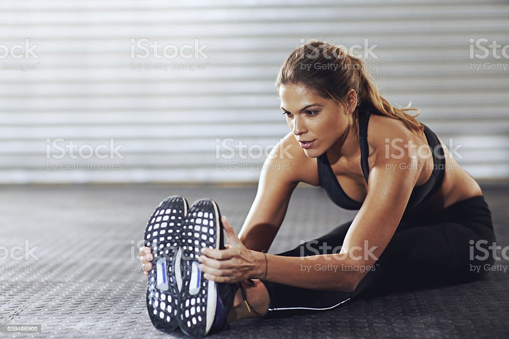 Better begins here and now! stock photo