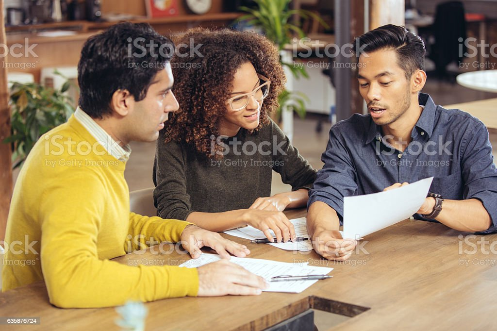 Better mortgage rate stock photo