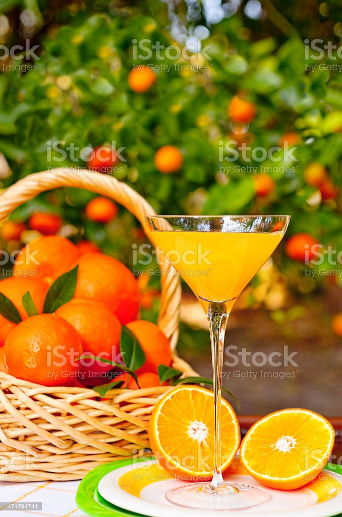 Better Than Champagne stock photo