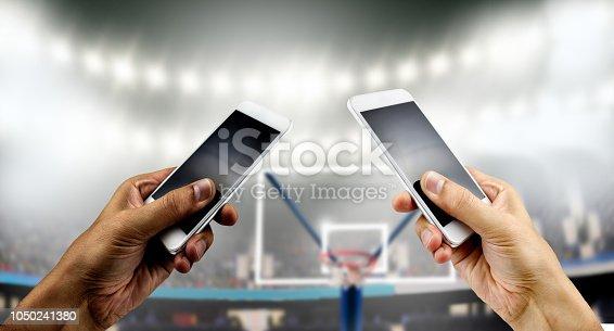 istock betting the spotlight 1050241380