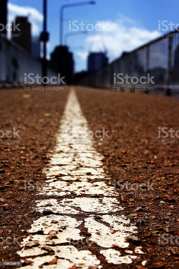 Between the lines royalty-free stock photo