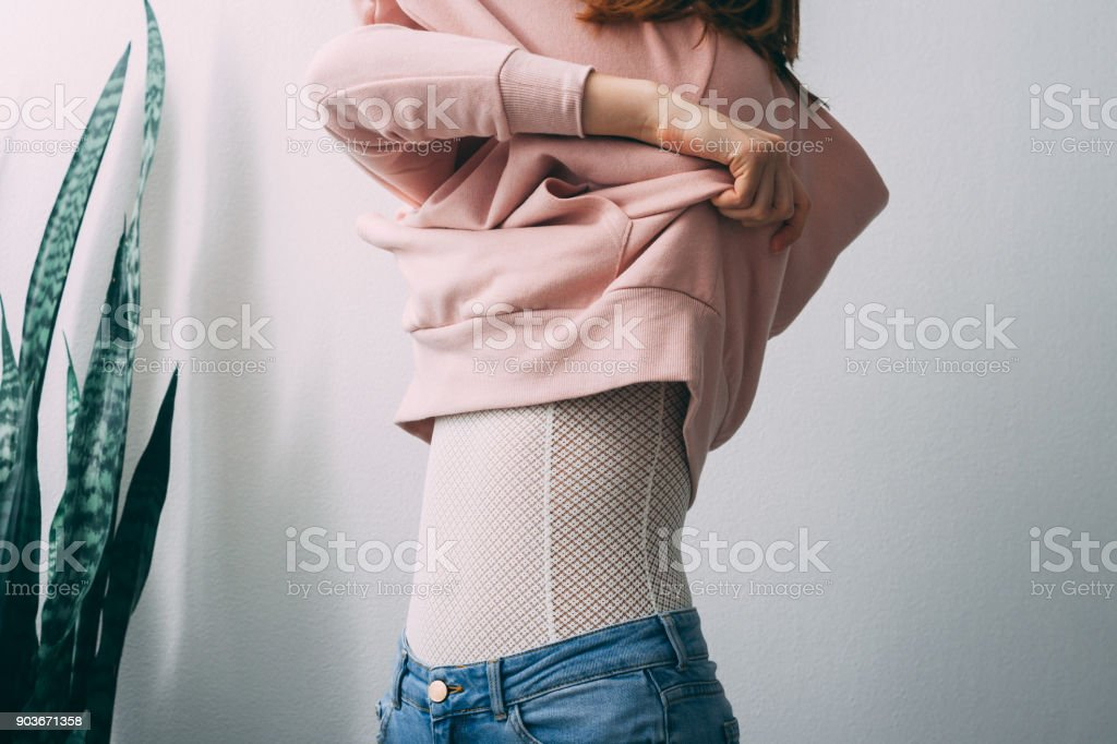 Beuty and fashion. stock photo