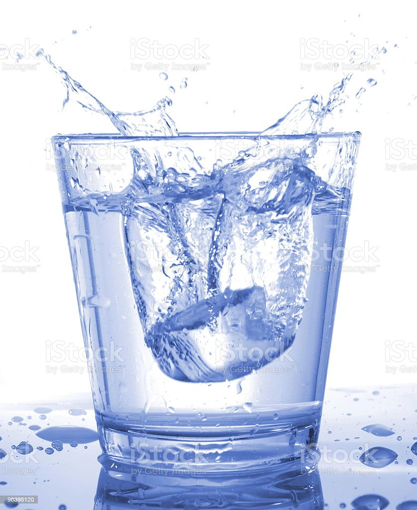 beverage water - Royalty-free Alcohol Stock Photo