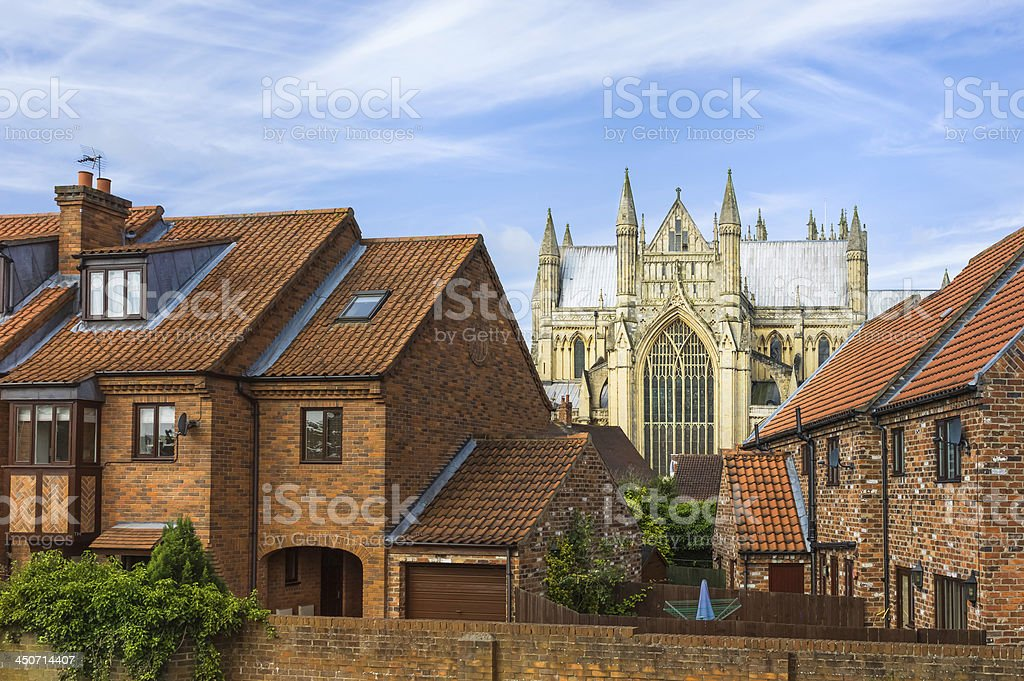 Beverley Minster, East Riding of Yorkshire, UK. stock photo