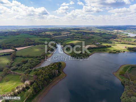 1130689824 istock photo Bewl water reservoir by Drone 1168444829