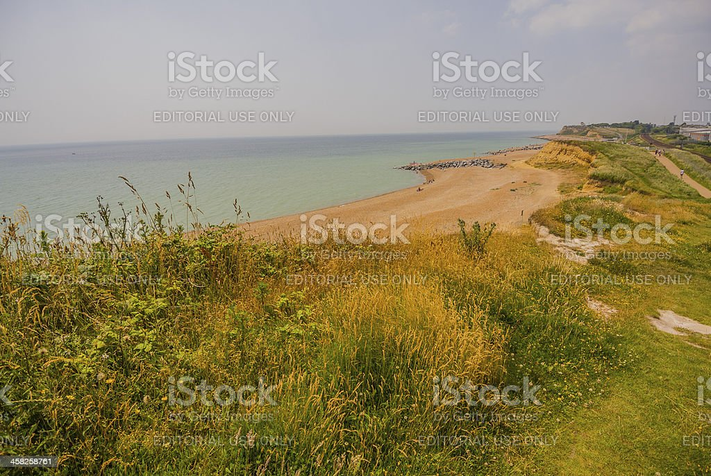 bexhill royalty-free stock photo
