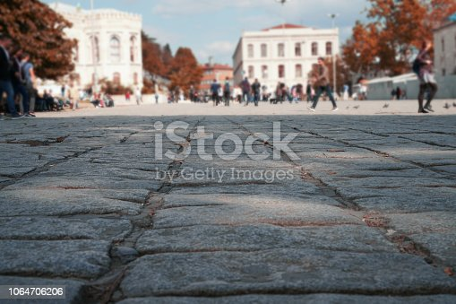 Beyazit Square Istanbul