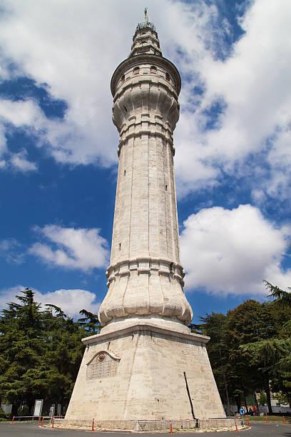 Beyazit Tower stock photo