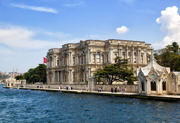 Cтоковое фото Beylerbeyi Palace