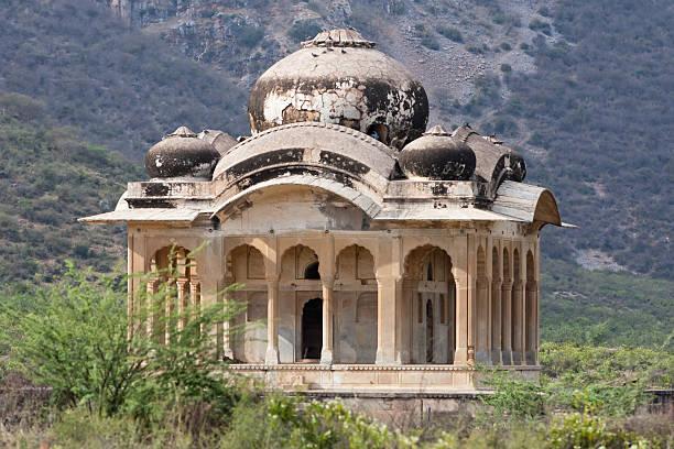 Bhangarh Fort stock photo