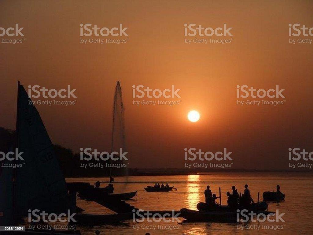 Bhopal, India stock photo
