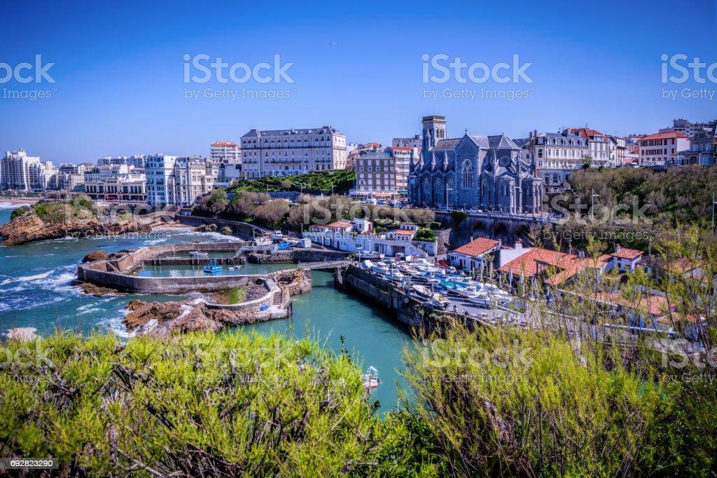 Biarritz. France - Photo