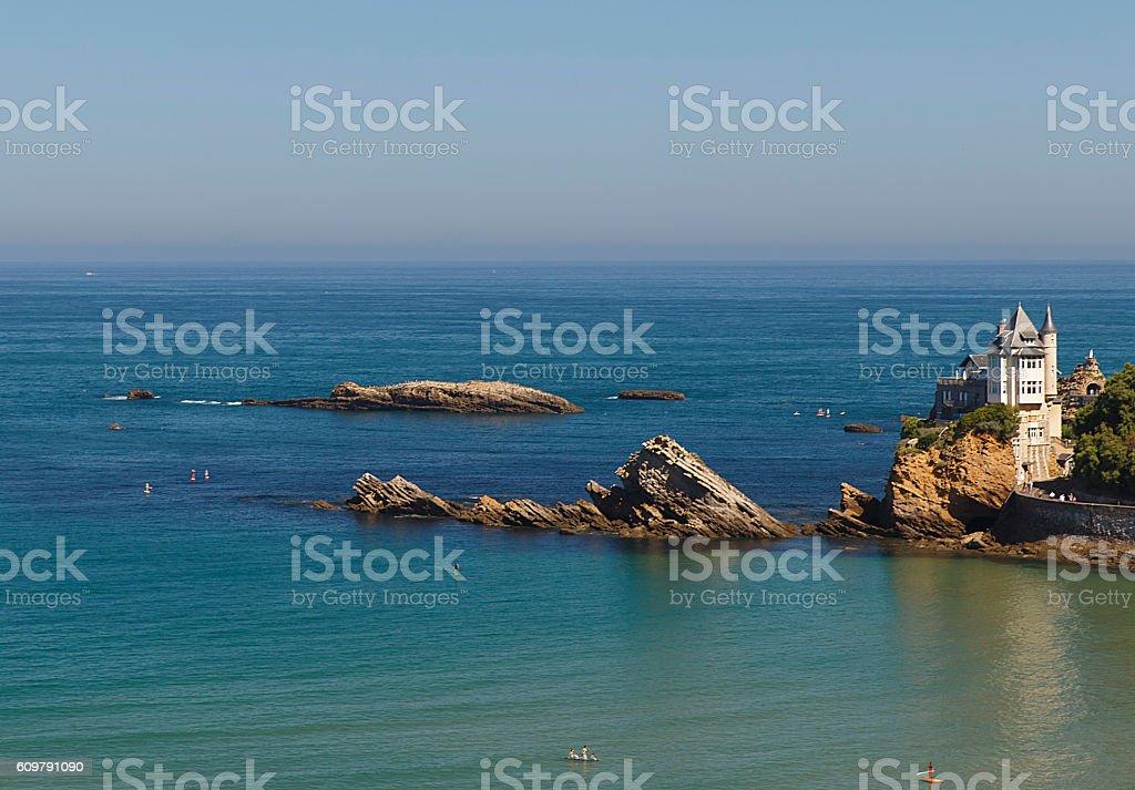 biarritz landscape-france - Photo
