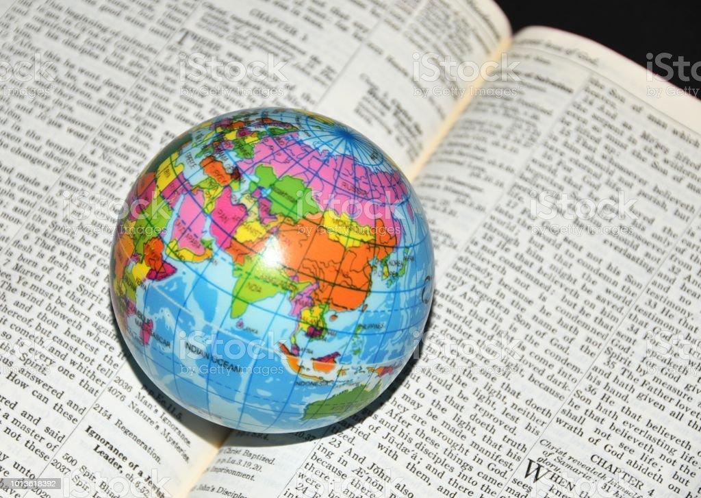 Bibel und Welt – Foto