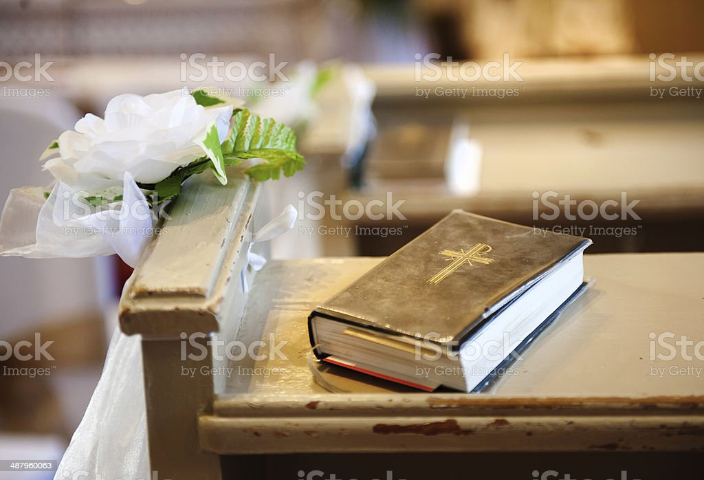 Bible book royalty-free stock photo