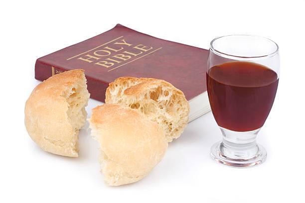 Bibel, Brot und Wein – Foto