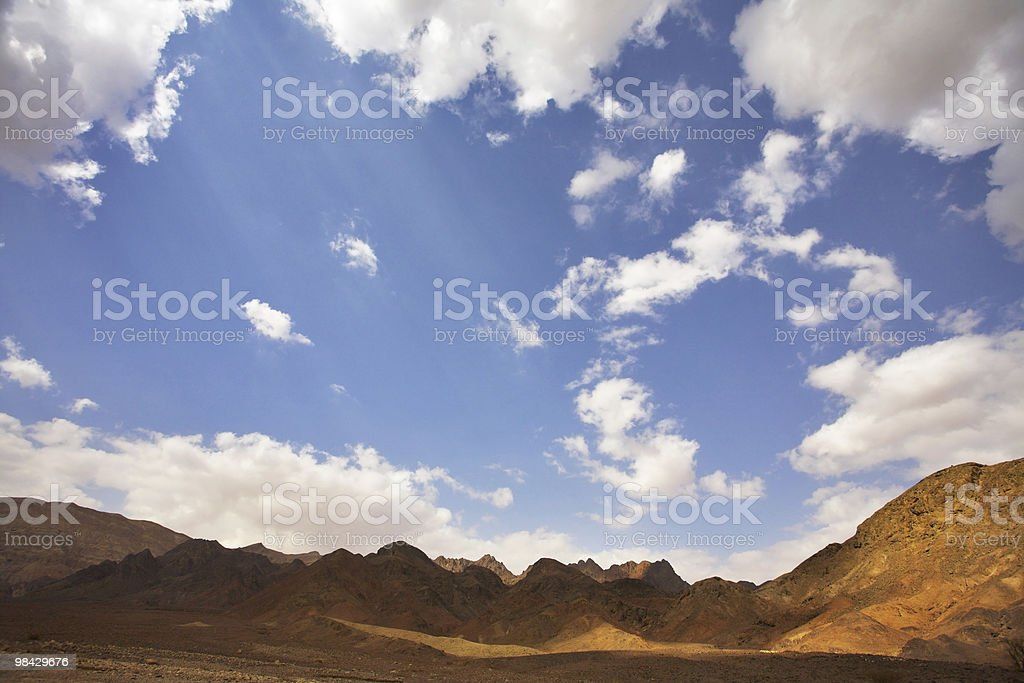 Bible landscape royalty-free stock photo