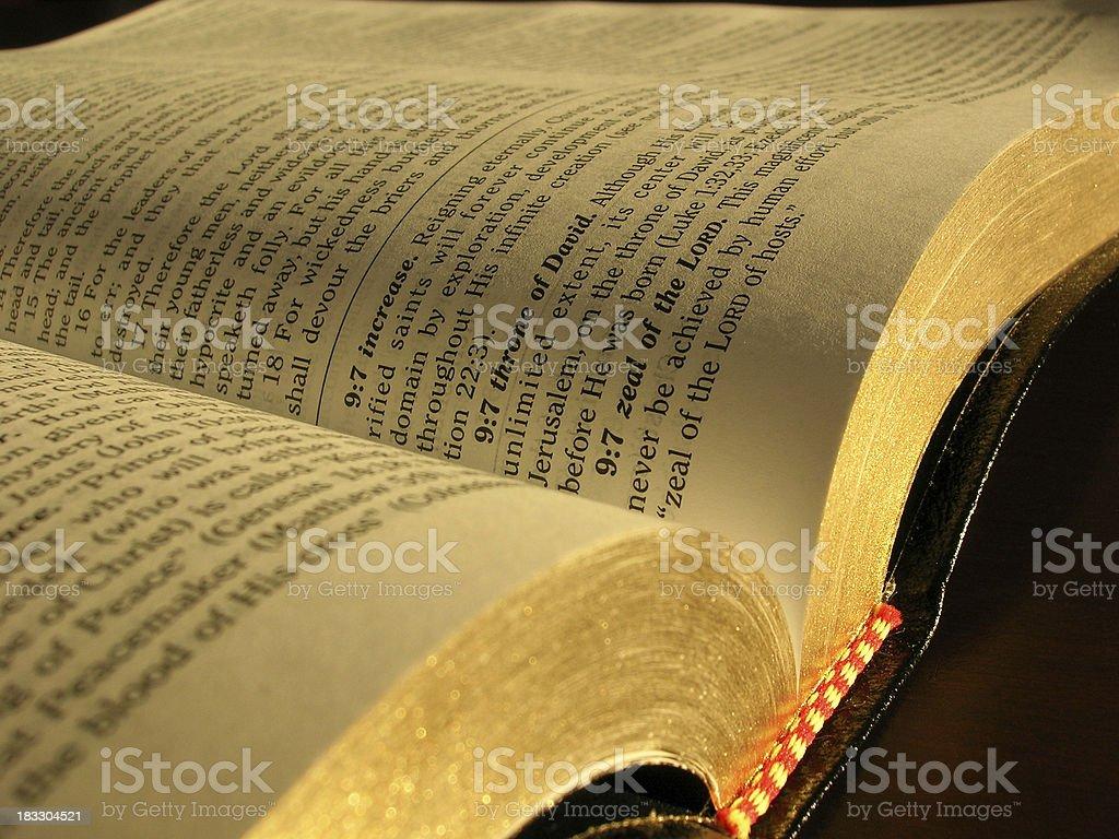 Biblia - foto de stock