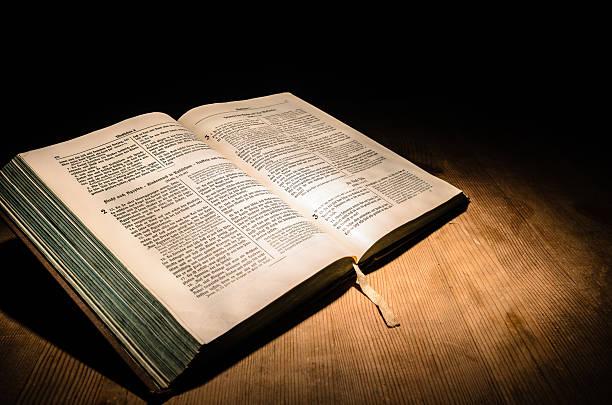 bibel  - psalm stock-fotos und bilder