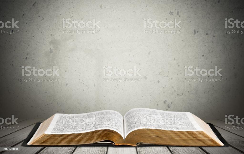 Bible. - foto stock