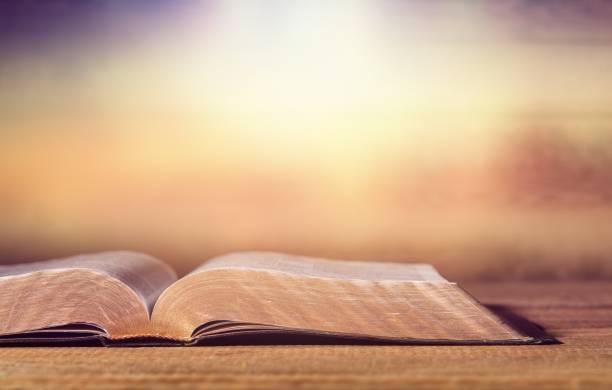 Bijbel. foto
