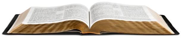 Biblia Aberta Banco De Imagens E Fotos De Stock Istock