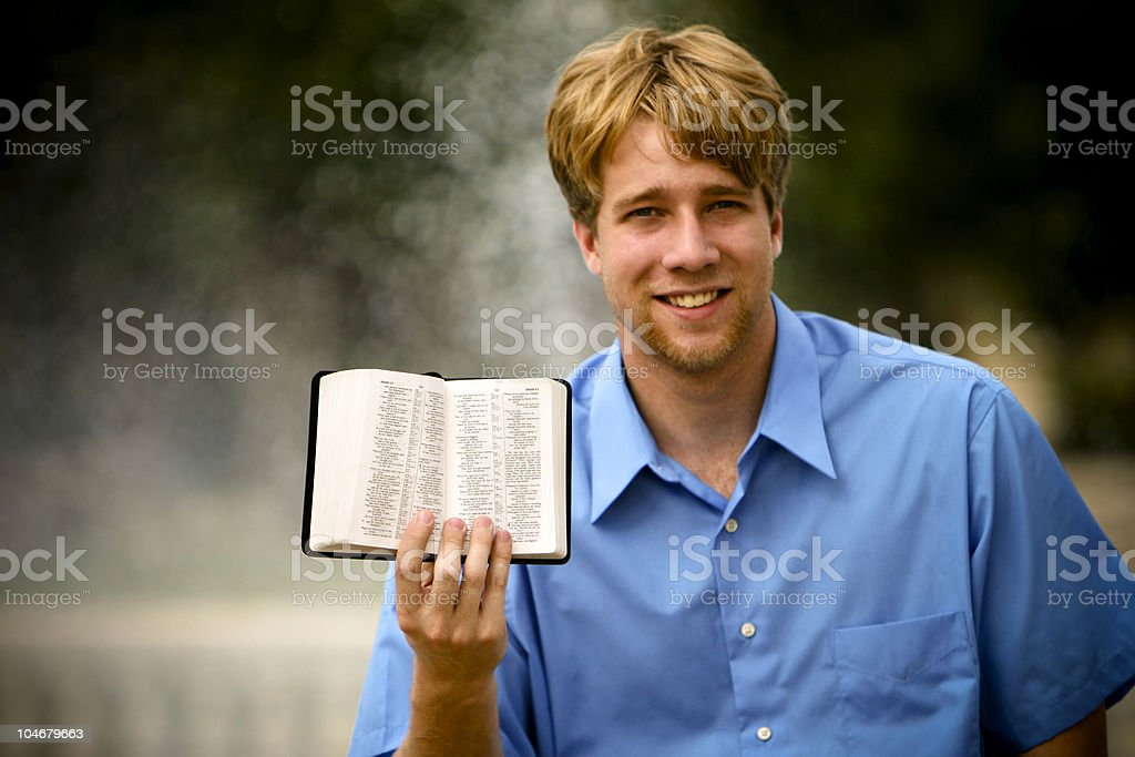 Bible Portraits royalty-free stock photo