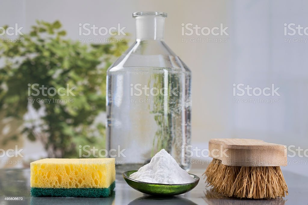 bicarbonate stock photo