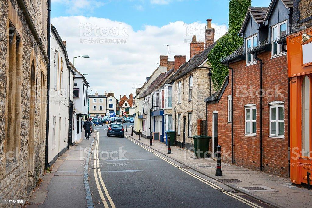 Bicester Village. England stock photo