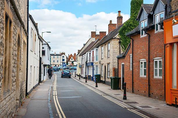 Bicester Village. England stock photo