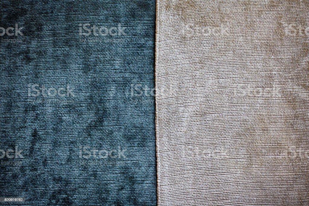 Superficie de terciopelo bicolor. - foto de stock