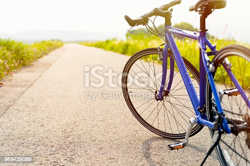 istock Bicycle and Cycling Road 969439086